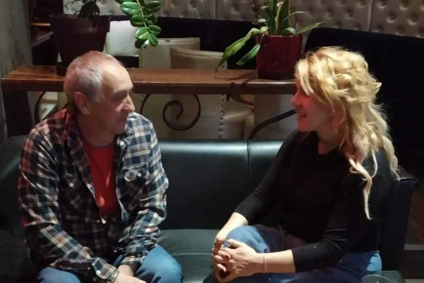 Ο Γιώργος Κατσίκας μιλά στη Βάια Λαμπροπούλου για το ποδόσφαιρο και τον αθλητισμό της Κοζάνης