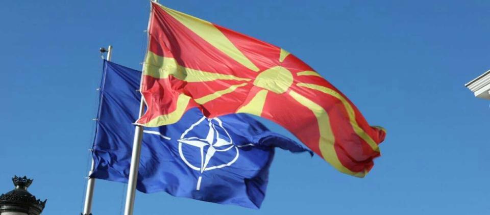 Εν μέσω πανδημίας κορωνοϊού τα Σκόπια μπήκαν στο ΝΑΤΟ με το όνομα «Βόρεια Μακεδονία»