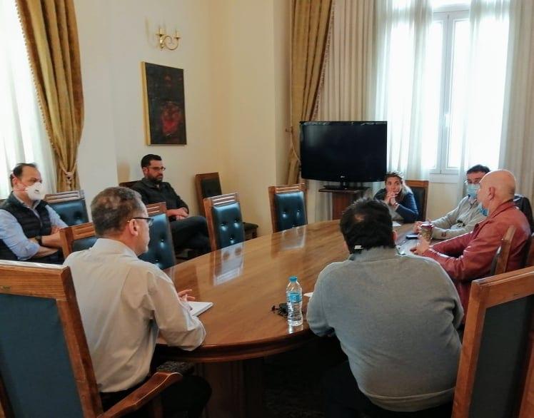Στην Κοζάνη κλιμάκιο του ΕΟΔΥ - Συνάντηση με το δήμαρχο, Λάζαρο Μαλούτα και εκπροσώπους φορέων 8