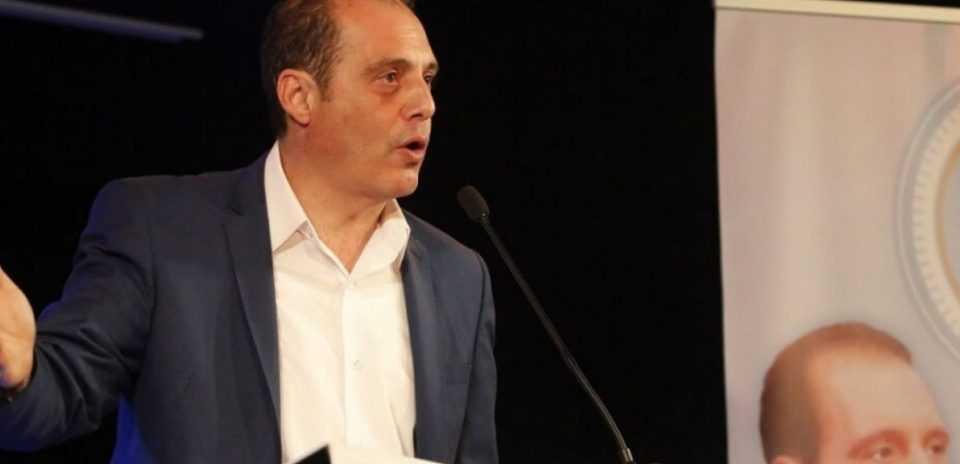 Κ. Βελόπουλος «Σε κλείσιμο οδηγούνται 2.500 ιδιωτικά γυμναστήρια και σε αφανισμό 42.000 θέσεις εργασίας»