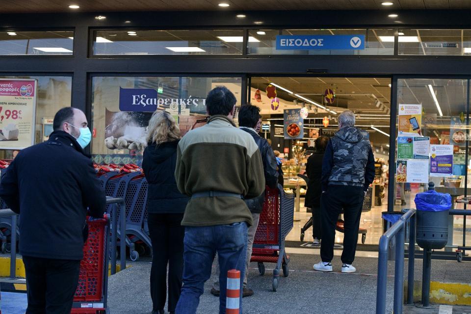 Ποια καταστήματα είναι ανοιχτά σήμερα - Πότε ανοίγουν τα σούπερ μάρκετ - Το ωράριο λειτουργίας
