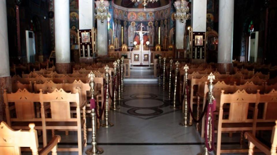 Παράταση στο «λουκέτο» των εκκλησιών: Κεκλεισμένων των θυρών οι λειτουργίες μέχρι τις 16 Μαΐου