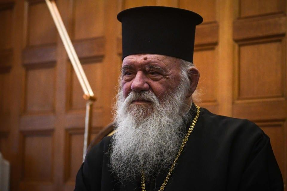 Αρχιεπίσκοπος Ιερώνυμος: Αποκαλύπτει τι θα γίνει με το Άγιο Φως