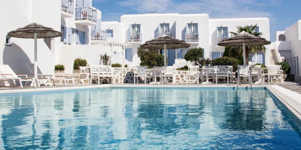 Το σχέδιο για τον τουρισμό: Αρχές Ιουνίου ανοίγουν μεγάλα ξενοδοχεία 1