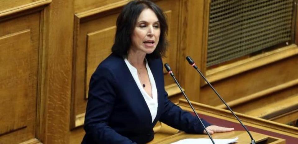 «Καλλιόπη Βέττα: Ο αγώνας για την υπεράσπιση της Δημοκρατίας είναι συνεχής»