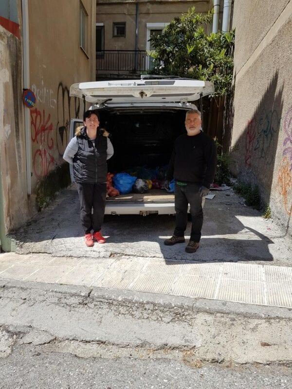 Λαϊκή αγορά Κοζάνης: Αλληλεγγύη μέσα στην κρίση του κορωνοϊού