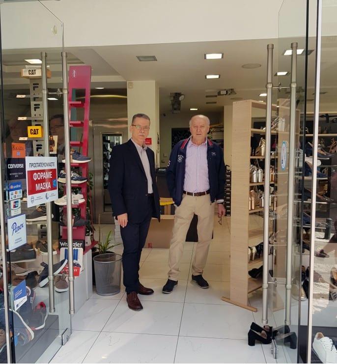 Δήμος Κοζάνης: Στήριξη στις επιχειρήσεις μετά το καθολικό κλείσιμο λόγω κορωνοϊού 8