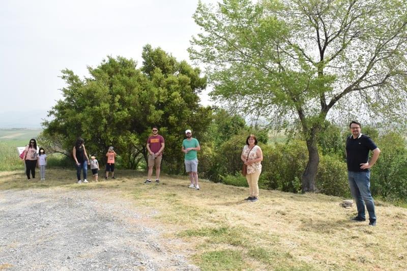 ΕΦΑ ΚΟΖΑΝΗΣ : Επαναλειτουργία Αρχαιολογικού Χώρου Αιανής 17