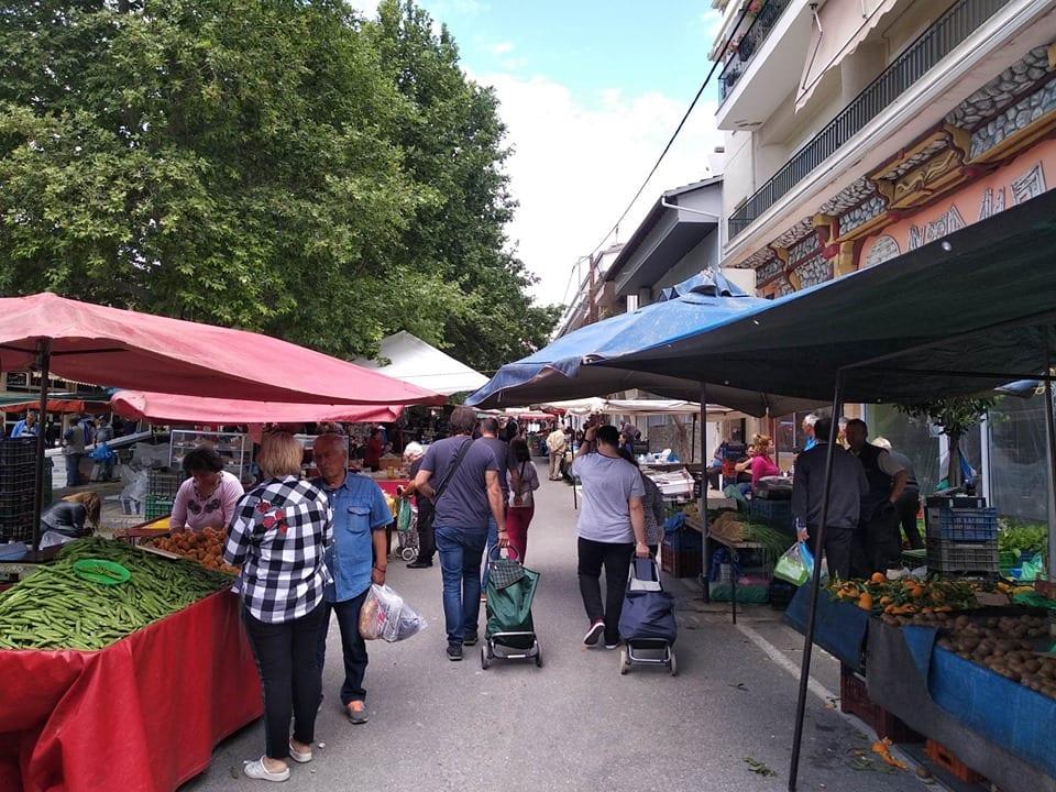 Εντείνονται οι έλεγχοι στις λαϊκές αγορές από μικτά κλιμάκια των αρμόδιων υπηρεσιών της Περιφέρειας Δυτικής Μακεδονίας.