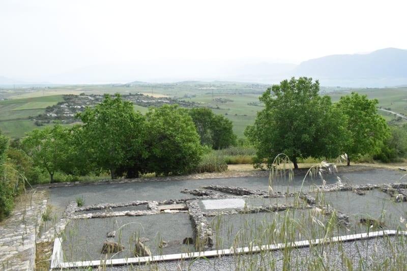 ΕΦΑ ΚΟΖΑΝΗΣ : Επαναλειτουργία Αρχαιολογικού Χώρου Αιανής 14