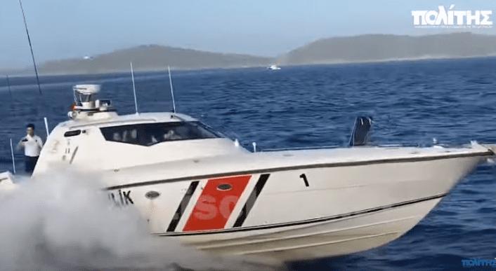 Η τουρκική Ακτοφυλάκή προσπάθησε να εμβολίσει πλοίο της Frontex & ελληνικό αλλιευτικό σκάφος στις Οινούσσες (βίντεο)