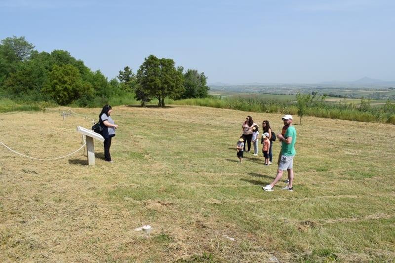 ΕΦΑ ΚΟΖΑΝΗΣ : Επαναλειτουργία Αρχαιολογικού Χώρου Αιανής 15