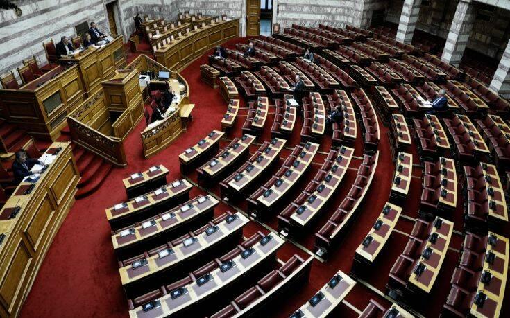 Σφοδρή επίθεση από τον ΣΥΡΙΖΑ: Ντροπιάσατε το Κοινοβούλιο