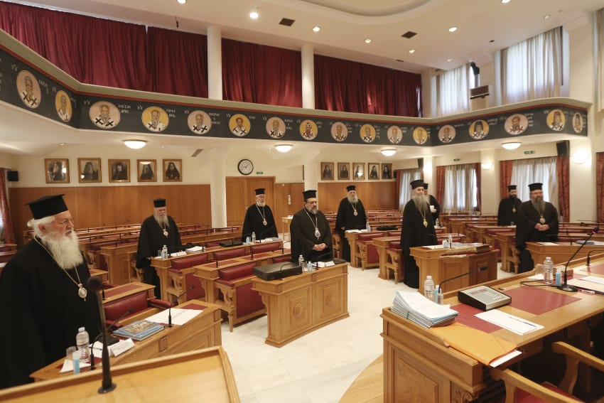 Εκκλησίες: Τα μέτρα που θα ισχύσουν από την ερχόμενη Κυριακή