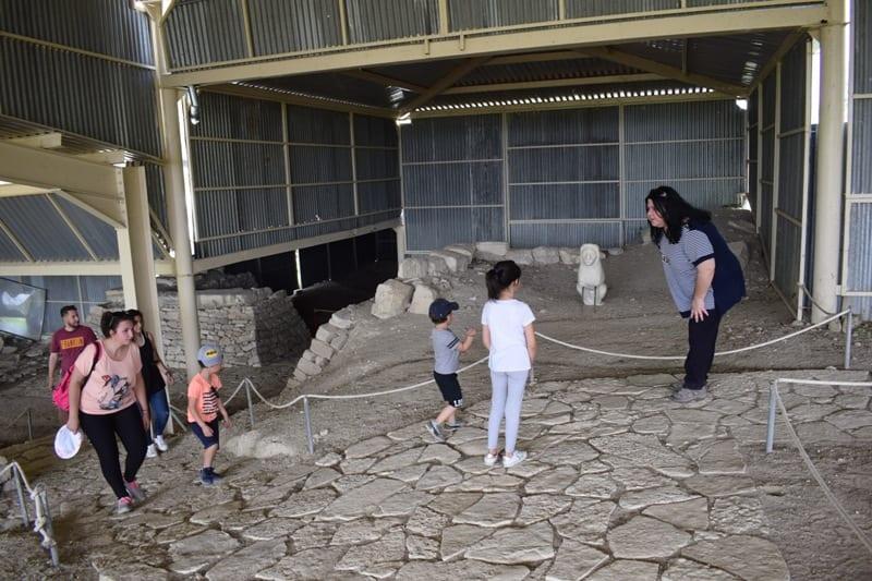 ΕΦΑ ΚΟΖΑΝΗΣ : Επαναλειτουργία Αρχαιολογικού Χώρου Αιανής 10