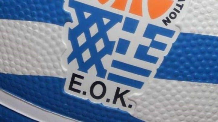 Οριστική διακοπή των πρωταθλημάτων αποφάσισε η Ελληνική Ομοσπονδία Καλαθοσφαίρισης.