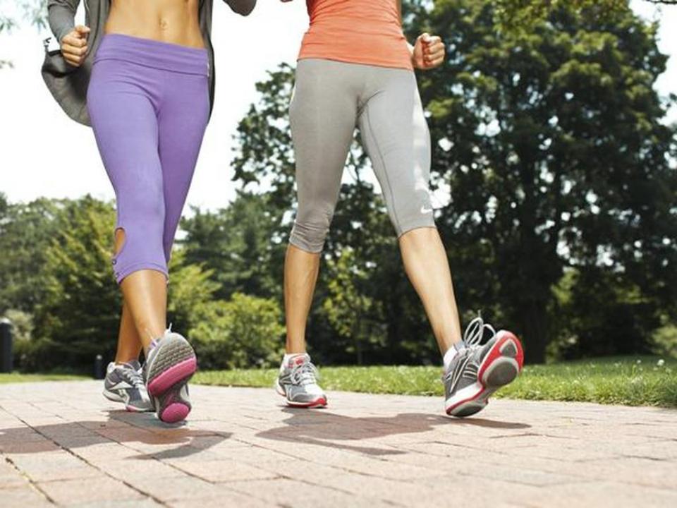 Αδυνάτισμα μόνο με περπάτημα: Αναλυτικό πρόγραμμα – απόσταση – θερμίδες 4