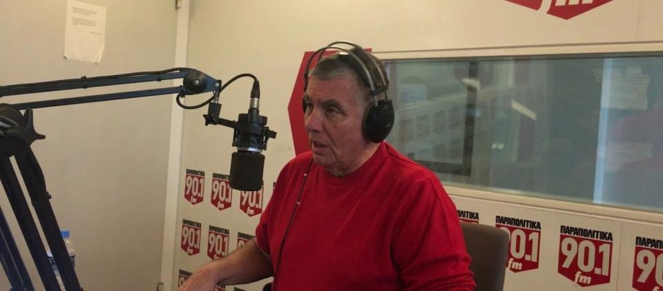 Έδιωξαν τον Γιώργο Τράγκα από τα «Παραπολιτικά FM» 1