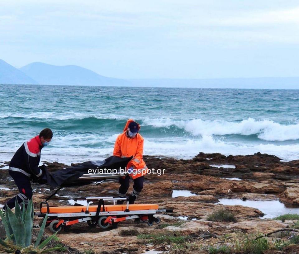 Χαλκίδα: Ξέβρασε πτώμα γεμάτο αίματα η θάλασσα
