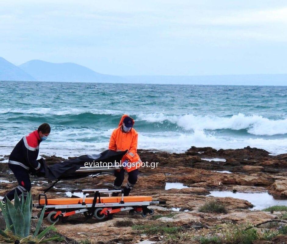Χαλκίδα: Ξέβρασε πτώμα γεμάτο αίματα η θάλασσα 2