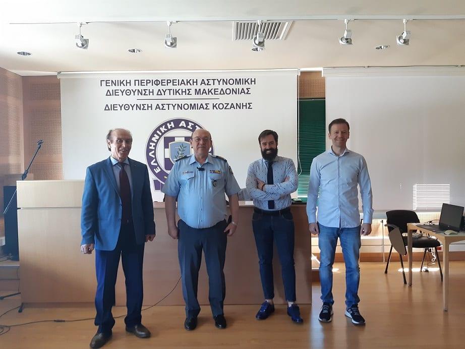 Ολοκληρώθηκε με επιτυχία εκπαίδευση που διοργανώθηκε από τη Γενική Περιφερειακή Αστυνομική Διεύθυνση Δυτικής Μακεδονίας σε θέματα αντιμετώπισης ενδοοικογενειακής βίας 12