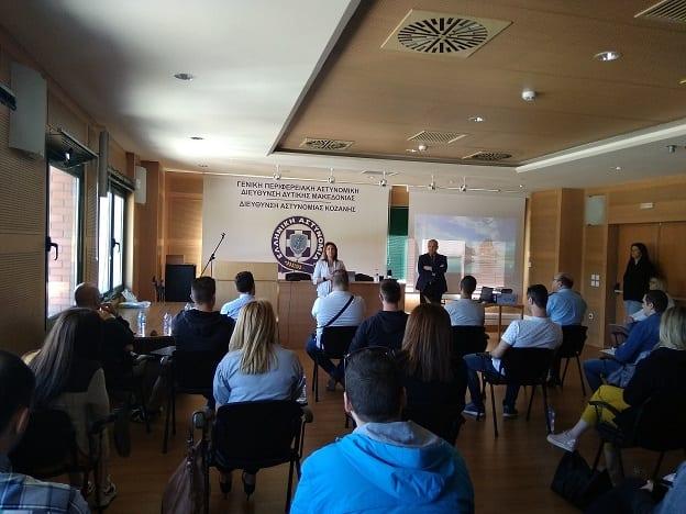 Ολοκληρώθηκε με επιτυχία εκπαίδευση που διοργανώθηκε από τη Γενική Περιφερειακή Αστυνομική Διεύθυνση Δυτικής Μακεδονίας σε θέματα αντιμετώπισης ενδοοικογενειακής βίας 8