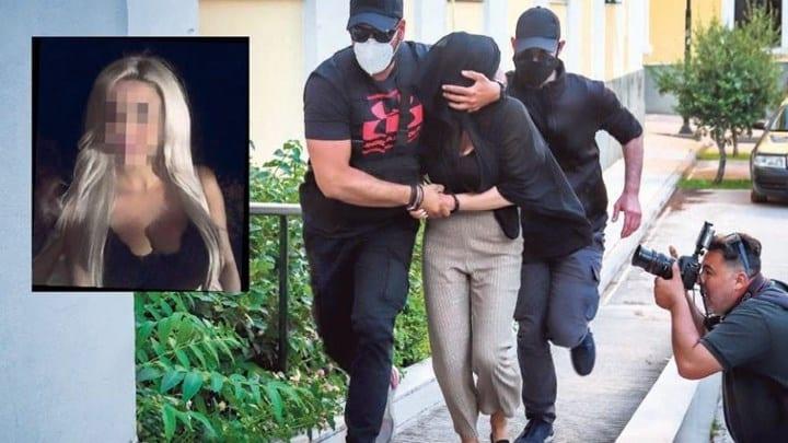 Επίθεση με βιτριόλι: Ψύχραιμη η 35χρονη ενώπιον του εισαγγελέα - Τι είπε για την περούκα και την καπαρντίνα