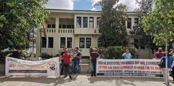 Διαμαρτυρία ενάντια στην «απολιγνιτοποίηση»