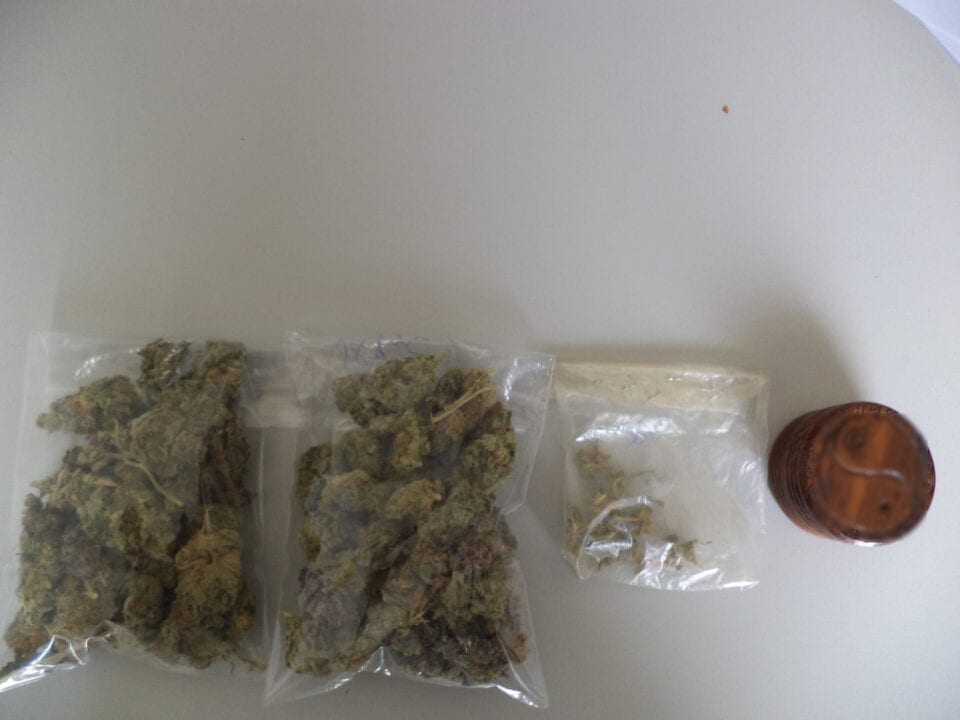 Σύλληψη 46χρονου ημεδαπού σε περιοχή της Φλώρινας, για κατοχή ναρκωτικών ουσιών