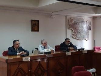 Στο Δημαρχείο Εορδαίας ο Πρόεδρος του ΕΛ.Γ.Α.. Σύσκεψη με φορείς του αγροτικού κόσμου.