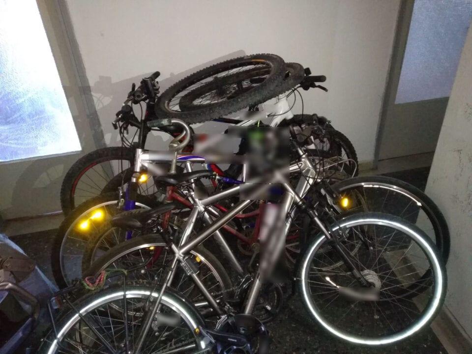 Εξιχνίαση κλοπών ποδηλάτων στα Γρεβενά