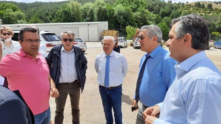 Από την Φλώρινα ξεκίνησε το πρόγραμμα επισκέψεων της δεύτερης εβδομάδας στην Περιφέρεια Δυτικής Μακεδονίας ο Κωστής Μουσουρούλης, συνοδευόμενος από τον Περιφερειάρχη Γιώργο Κασαπίδη. 8