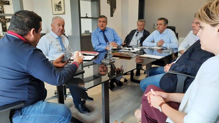 Από την Φλώρινα ξεκίνησε το πρόγραμμα επισκέψεων της δεύτερης εβδομάδας στην Περιφέρεια Δυτικής Μακεδονίας ο Κωστής Μουσουρούλης, συνοδευόμενος από τον Περιφερειάρχη Γιώργο Κασαπίδη.