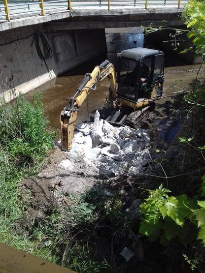Αποτελεσματική αντιμετώπιση πλημμυρικών φαινομένων στο Μηλοχώρι από την Π.Ε. Κοζάνης 13