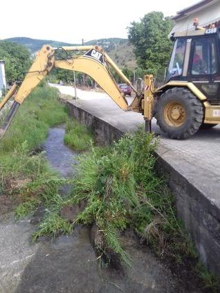 Αποτελεσματική αντιμετώπιση πλημμυρικών φαινομένων στο Μηλοχώρι από την Π.Ε. Κοζάνης 14