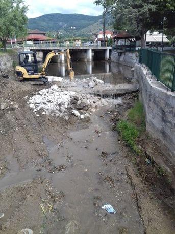 Αποτελεσματική αντιμετώπιση πλημμυρικών φαινομένων στο Μηλοχώρι από την Π.Ε. Κοζάνης 6