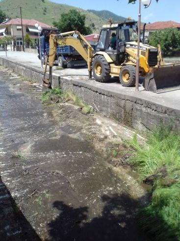 Αποτελεσματική αντιμετώπιση πλημμυρικών φαινομένων στο Μηλοχώρι από την Π.Ε. Κοζάνης 15