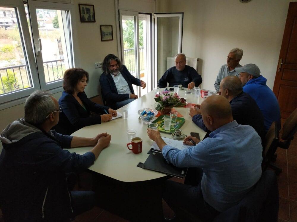 Καλλιόπη Βέττα: Η κυβέρνηση πρέπει να ασχοληθεί με τα σοβαρά προβλήματα των αγροτών και όχι με την επικοινωνιακή διαχείρισή τους». 17