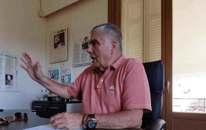 Τι είπε ο Γιώργος Τράγκας για την αιφνίδια και βίαιη διακοπή της εκπομπής του από το ACTION24 (βίντεο)