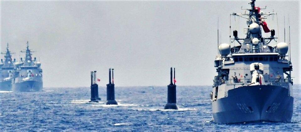 Η Τουρκία ζητεί την αποστρατικοποίηση των Ψαρών!