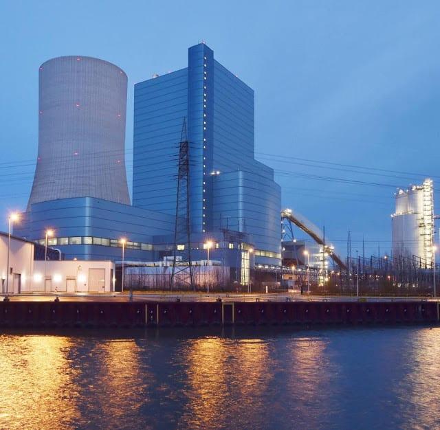Νέο ατμοηλεκτρικό εργοστάσιο λιγνίτη εγκαινιάστηκε στη Γερμανία! 1
