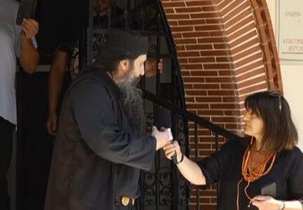 Εορδαία: Τι είπε ο Ιερομόναχος πατέρας Ιγνάτιος για το επεισόδιο με τη μάσκα