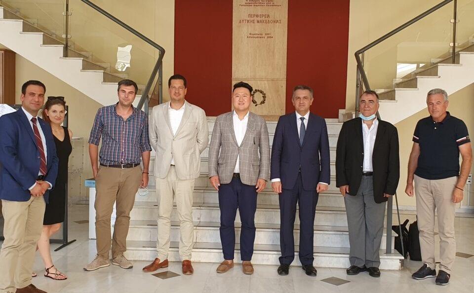 Κινεζικό ενδιαφέρον για επενδύσεις στη Δυτική Μακεδονία. 1