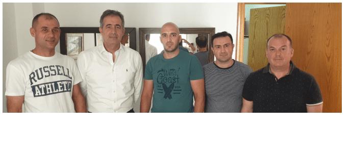 Συνάντηση του Σωματείου Πυροσβεστών Δυτικής Μακεδονίας με τον Βουλευτή Ν.Δ. Νόμου Κοζάνης Σ. Κωνσταντινίδη