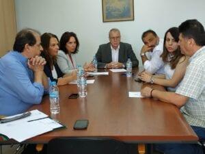 ΣΥΡΙΖΑ «Ανάγκη άμεσης λήψης μέτρων για την ασφάλεια πολιτών και υπαλλήλων». 11