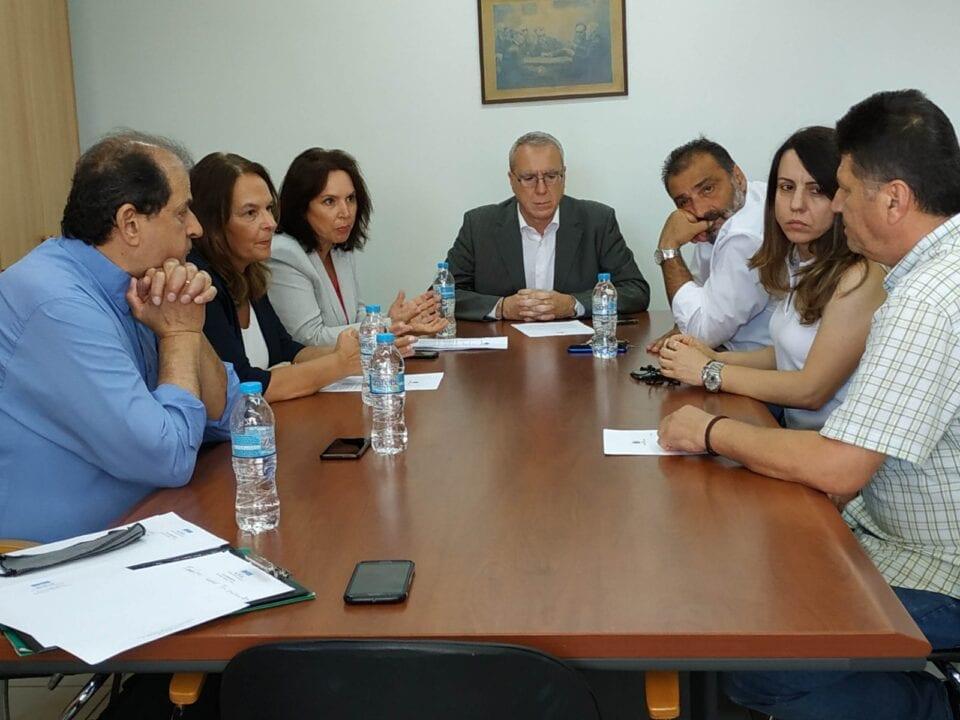 ΣΥΡΙΖΑ «Ανάγκη άμεσης λήψης μέτρων για την ασφάλεια πολιτών και υπαλλήλων».