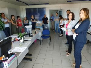 ΣΥΡΙΖΑ «Ανάγκη άμεσης λήψης μέτρων για την ασφάλεια πολιτών και υπαλλήλων». 8