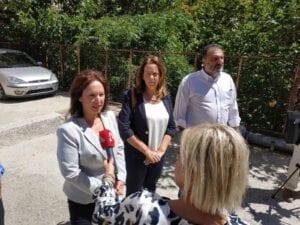 ΣΥΡΙΖΑ «Ανάγκη άμεσης λήψης μέτρων για την ασφάλεια πολιτών και υπαλλήλων». 10