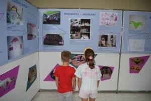 Αρχαιολογικό Μουσείο Αιανής: Τα παιδιά εμπνέονται και δημιουργούν (φωτο) 20
