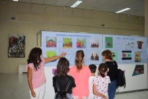Αρχαιολογικό Μουσείο Αιανής: Τα παιδιά εμπνέονται και δημιουργούν (φωτο) 19